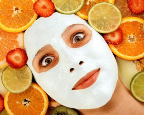 идеальная маска для лица