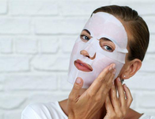 маска для лица рецепт