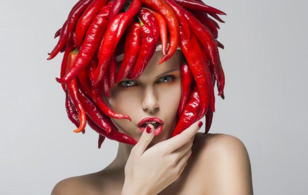 необычные маски для волос