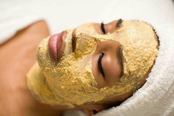 простые маски для лица