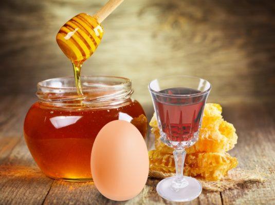 Маска для волос с яйцом дома