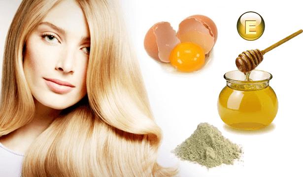 питательная маска для волос рецепт