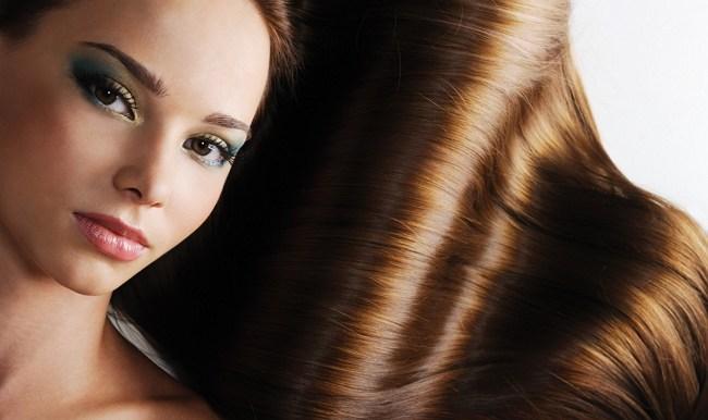 самая эффективная маска для блеска волос