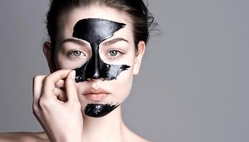 Самая лучшая черная маска для лица