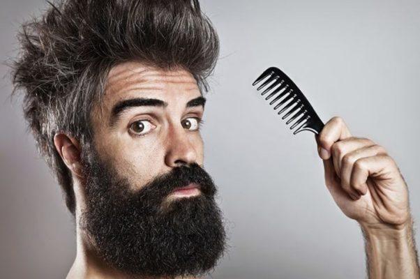 маска для роста бороды в домашних условиях