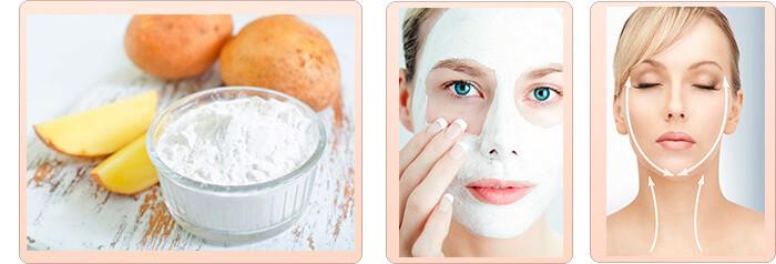 маски для лица от морщин народные рецепты