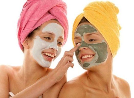 маски для лица от прыщей в домашних условиях