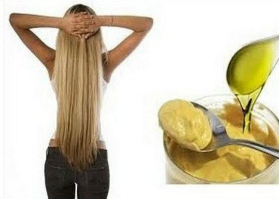 натуральные маски для восстановления и роста волос