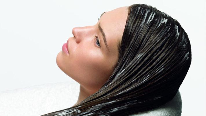 натуральные маски для жирных волос