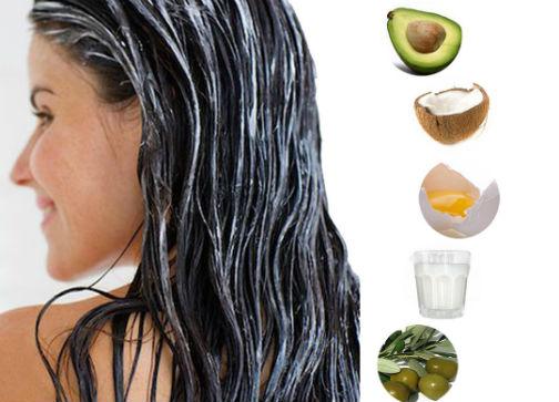 полезные маски для волос