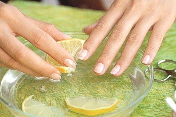 полезные маски для ногтей