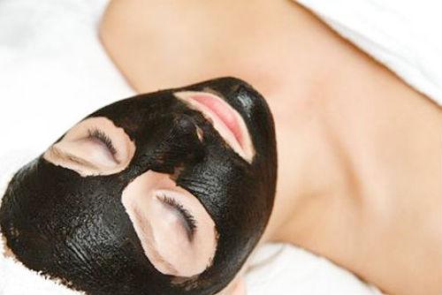 самая эффективная маска для лица с углем