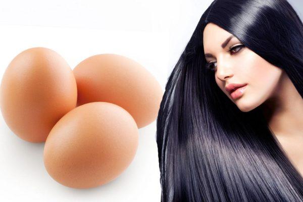 хорошая яичная маска для волос