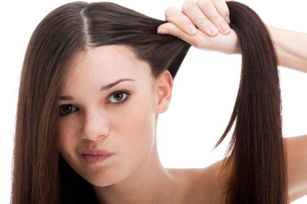 эффективная маска для ломких волос
