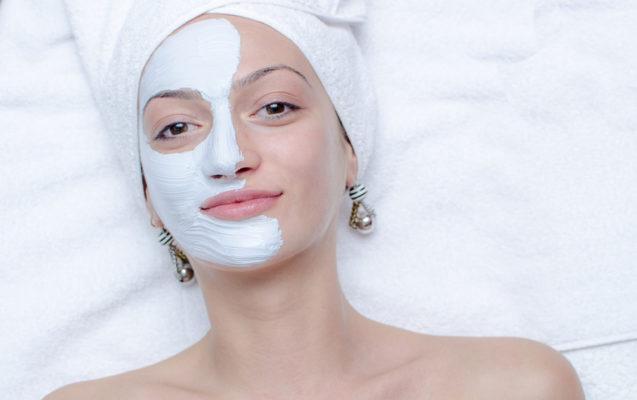 эффективная очищающая маска для лица