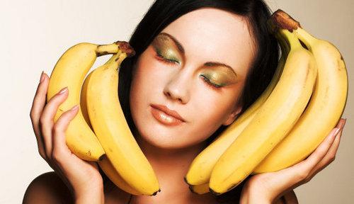 Идеальная банановая маска для лица