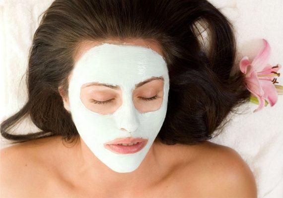 Идеальная маска для лица из сметаны