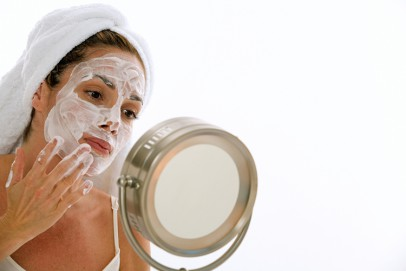 Идеальная маска для лица очищение пор