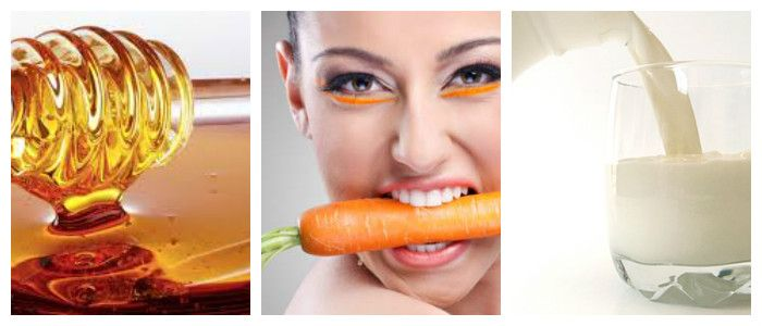 Идеальная морковная маска для лица