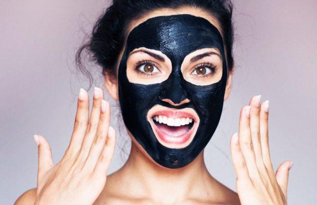 Идеальная угольная маска для лица