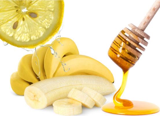 Маска для лица банан в домашних условиях
