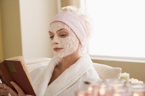Натуральные маски для жирной кожи лица
