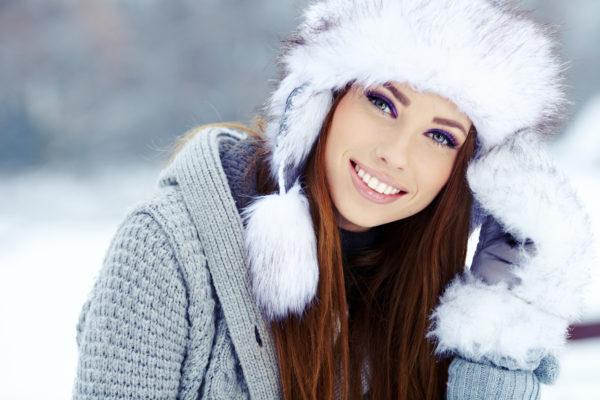 Натуральные маски для лица зимой