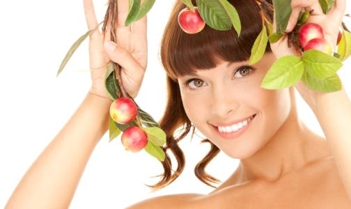 Натуральные маски для проблемной кожи лица