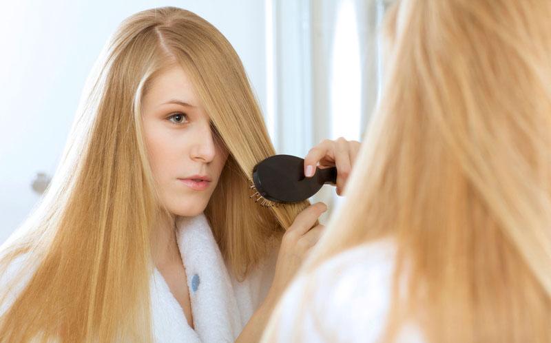 Натуральные маски для тонких волос
