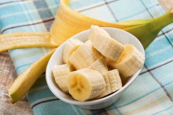 Полезные маски для лица из банана