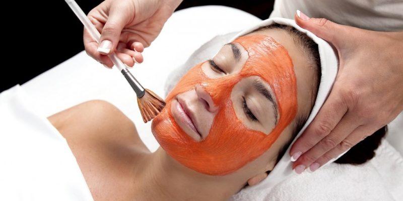 Самая эффективная морковная маска для лица