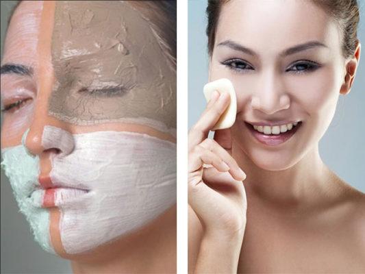 Супер маски для комбинированной кожи лица
