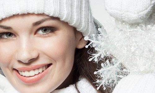 Хорошие маски для лица зимой