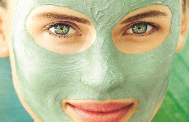 Хорошие маски для лица с косметической глиной