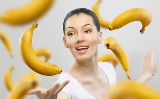 Эффективная маска для лица из банана