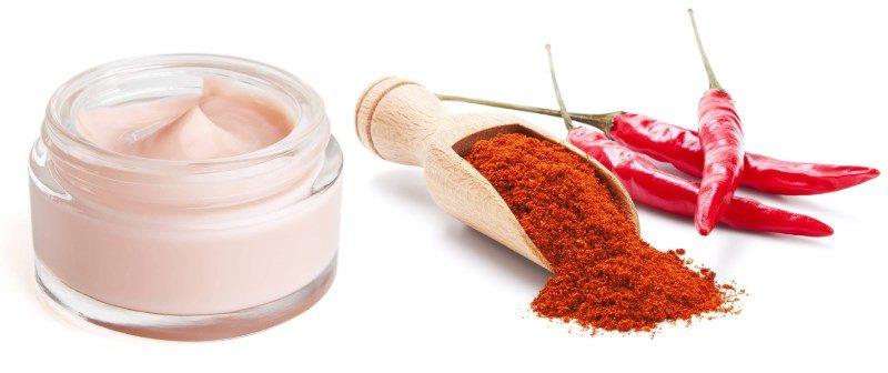 Маска для ногтей с красным перцем народные рецепты