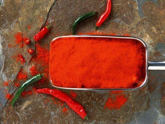 Маска для ногтей с перцем народные рецепты
