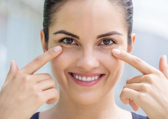 Полезные маски от морщин вокруг глаз