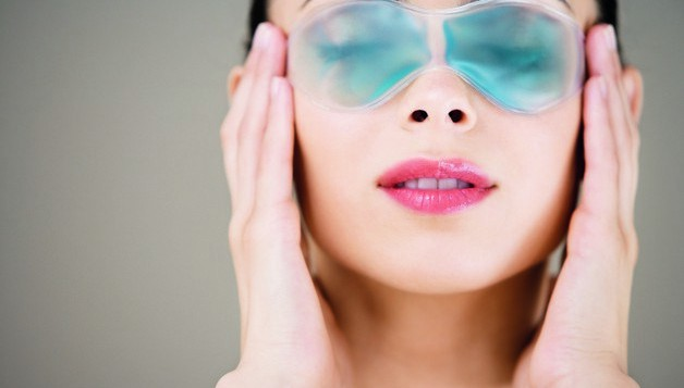 Самая эффективная гелевая маска для глаз