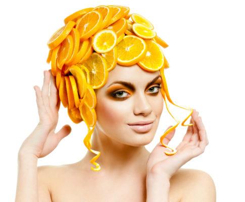Маски для волос с витаминами